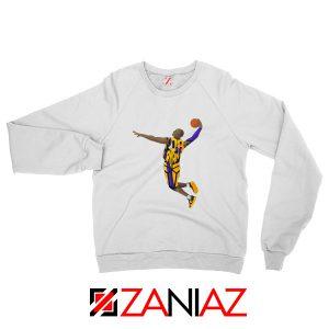 Dunk Kobe Bryant White Sweatshirt
