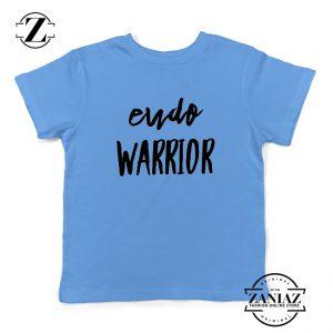 Endo Warrior Kids Tshirt Endometriosis Awareness Youth Tees
