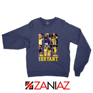 For Life LA Basketball Sweatshirt Kobe Bryant Sweaters S-2XL