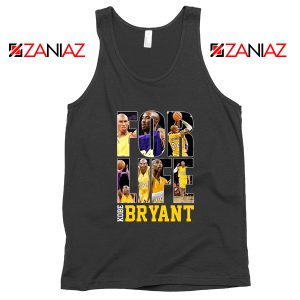 For Life LA Basketball Tank Top Kobe Bryant Tops S-3XL