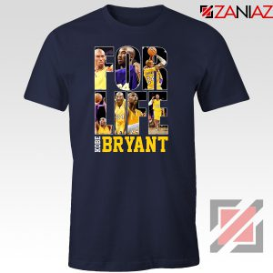 For Life LA Basketball Tshirt Kobe Bryant Tee Shirts S-3XL