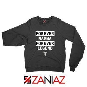 Forever Mamba Black Sweatshirt