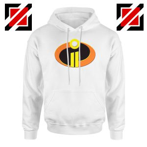 Incredibles Logo Hoodie Disney Pixar Halloween Hoodies S-2XL