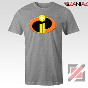 Incredibles Logo Tshirt Disney Pixar Halloween Tee Shirts S-3XL