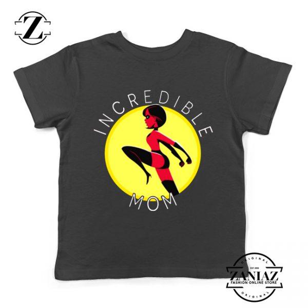 Incredibles Mom Kids Tshirt Disney Pixar Best Youth Tee Shirts S-XL