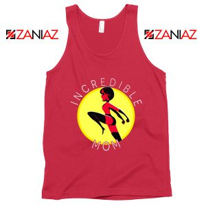 Incredibles Mom Tank Top Disney Pixar Best Tops S-3XL