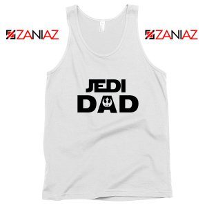 Jedi Dad Tank Top Star Wars Universe Tops S-3XL