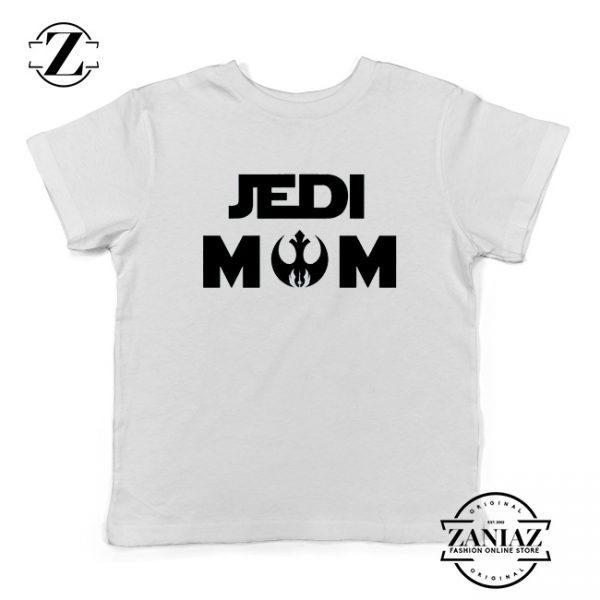 Jedi Mom Kids Tee Shirt Star Wars Universe Youth Tshirts S-XL