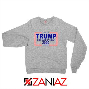 Keep America Great Sweatshirt Trump 2020 Sweater S-2XL