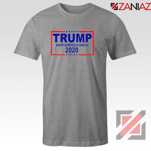 Keep America Great Tshirt Trump 2020 Tee Shirts S-3XL