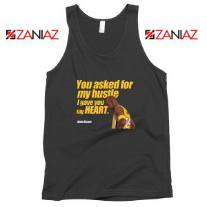 Kobe Bryant 24 Tank Top American Basketball Tops S-3XL