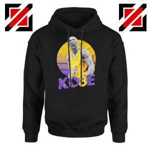 Kobe Bryant Basketball Hoodie NBA Merch Hoodies S-2XL