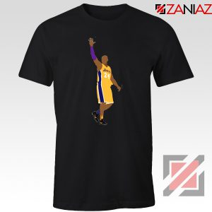 Kobe Bryant Designs Black Tees