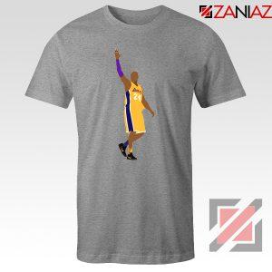 Kobe Bryant Designs Tees American Basketball S-3XL