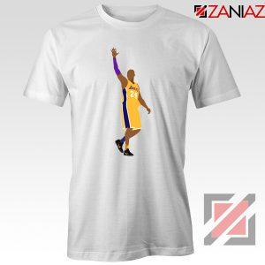 Kobe Bryant Designs White Tees