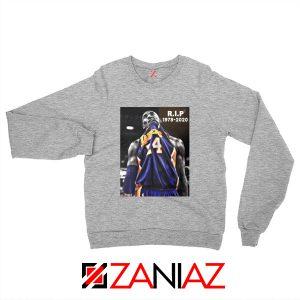 Kobe Bryant Memorial Sweater RIP Basketball Player Sweatshirts S-2XL