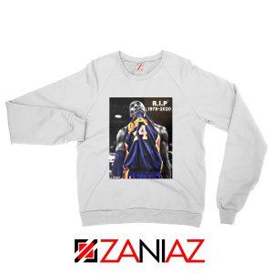 Kobe Bryant Memorial White Sweater