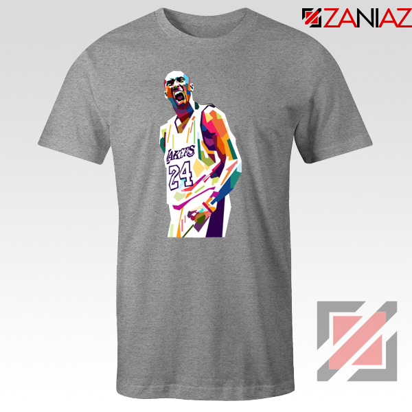 Kobe Bryant NBA Tshirt RIP Kobe Tee Shirts Size S-3XL
