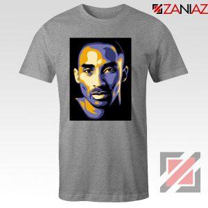 Kobe Bryant Poster Tee Shirt American Basketball S-3XL