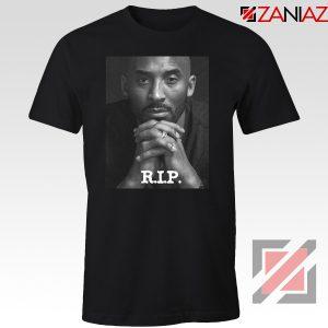 Kobe Bryant RIP Black Tshirt