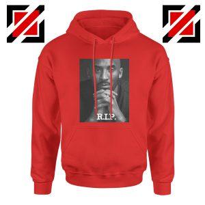 Kobe Bryant RIP Red Hoodie