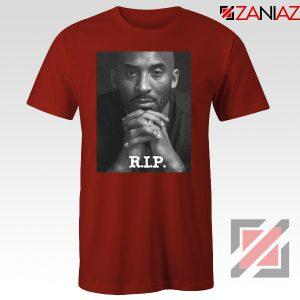 Kobe Bryant RIP Red Tshirt