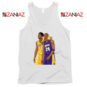 Kobe Bryant Tank Top American Basketball Gifts Tops S-3XL