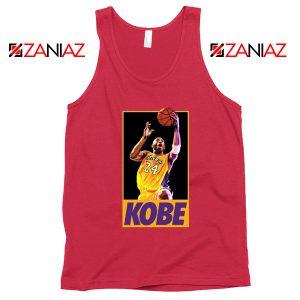 Kobe Dunk Top Career Dunks Tank Tops Kobe Bryant NBA S-3XL