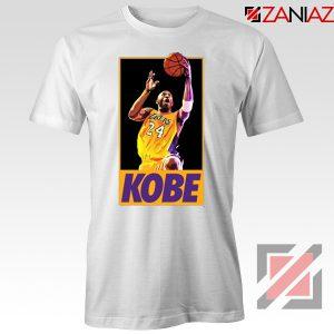 Kobe Dunk Top White Tee Shirt