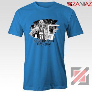 Kobe Legends Never Die Blue Tee Shirts