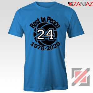 Lakers Black Mamba Forever Blue Tshirt