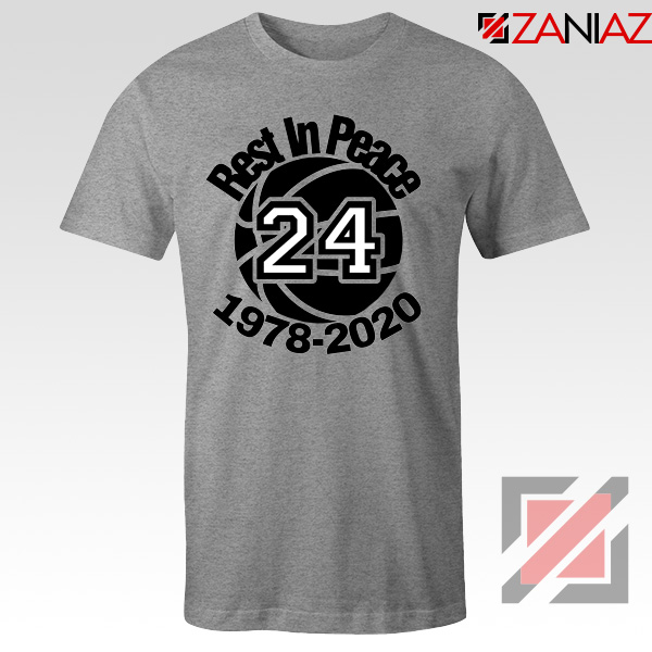Lakers Black Mamba Forever Tshirt Kobe NBA S-3XL