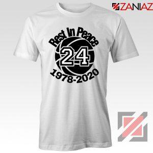 Lakers Black Mamba Forever White Tshirt