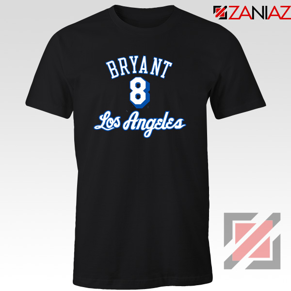 Los Angeles Lakers Bryant Tshirt Kobe NBA Tee Shirts S-3XL