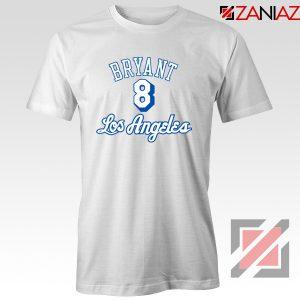 Los Angeles Lakers Bryant White Tshirt