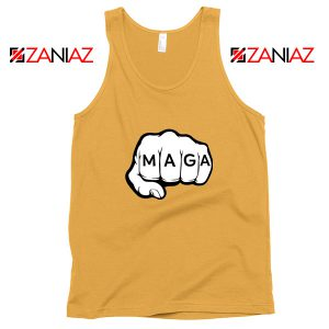 Maga Tank Top Keep America Great Unisex Tops S-2XL Sunshine