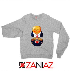 Make Great Again Sweatshirt Gift Trump Sweater S-2XL