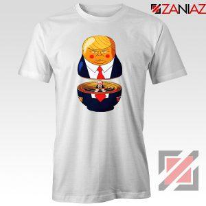 Make Great Again Tee Shirt Gift Trump Tshirts S-3XL White