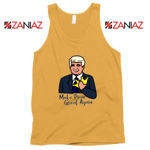 Make Prom Great Again Tank Top Funny Trump Tops S-3XL