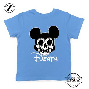 Mickey Disney Parody Kids Tshirt Disney Halloween Youth Tee Shirts S-XL