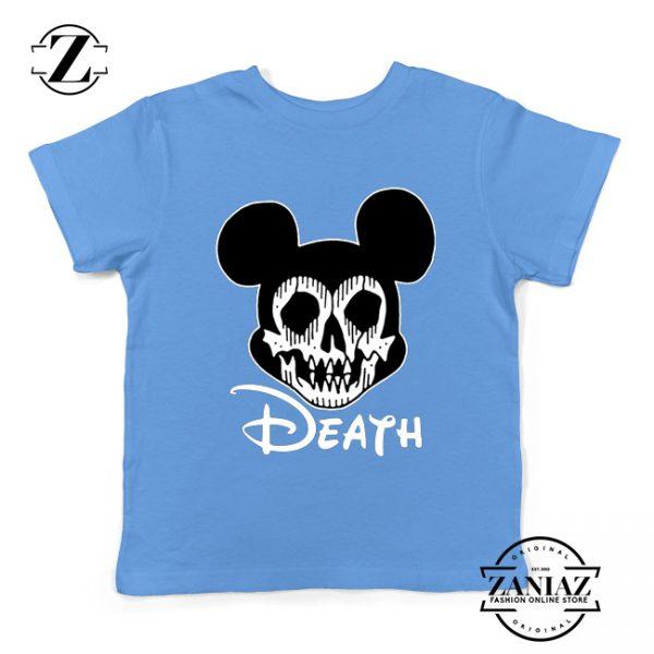 Mickey Disney Parody Kids Tshirt Disney Halloween Youth Tee Shirts S-XL