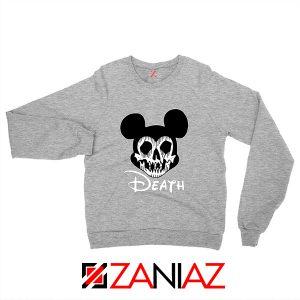 Mickey Disney Parody Sweatshirt Disney Halloween Sweaters S-2XL