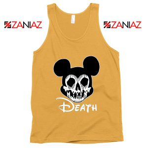 Mickey Disney Parody Tank Top Disney Halloween Tops S-3XL