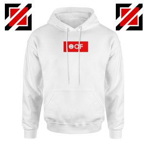 OFF Game White Hoodie Roblox
