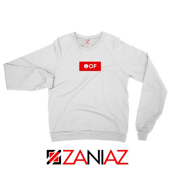 OFF Game White Sweatshirt Roblox