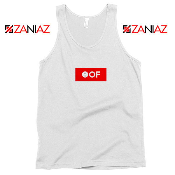 OFF Game White Tank Top Roblox