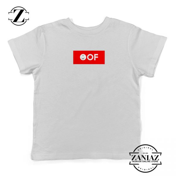OFF Game White Youth Tee Roblox