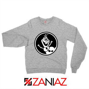 Olaf Disney Sweatshirt Disney Characters Sweater S-2XL