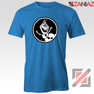 Olaf Disney Tshirt Disney Characters Tee Shirts S-3XL