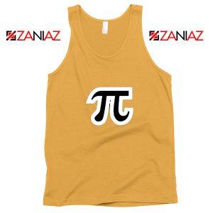Pi Day Tank Top Math Teacher Day Gift Tops S-3XL Sunshine